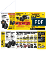 Camera Wholesalers' Nikon Father's Day 2010 Flyer
