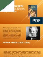 Ibsen y Casa de Muñecas