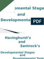 DevelopmentL Stages