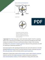 Gyroscope - Wikipedia