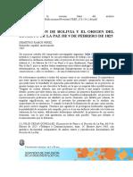 Analisis Del Decreto de 9 de Febrero 1825-2