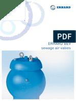 Erhard Sewage Air Valve Brochure1