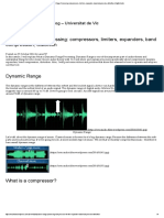 Dynamic Range Processing_ compressors, limiters, expanders, band compression, distortion _ Digital Audio.pdf