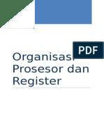 Modul 1.1 Organisasi Prosesor Dan Register