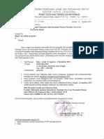 Undangan Konsultasi Pengolahan Data Geospasial