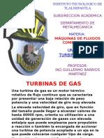 U-6 TURBINAS DE GAS
