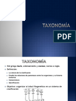3. Taxonomía Reduced
