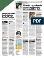 La Gazzetta dello Sport 01-11-2016 - Calcio Lega Pro