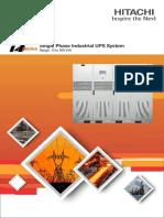 i4 Industrial UPS Catalogue (Domestic)