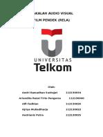 MAKALAH_AUDIO_VISUAL_FILM_PENDEK_RELA.docx