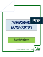 CHAPTER 3 Thermochemistry
