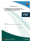 CNSC Draft Screening Report