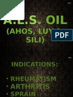 ALS OIL