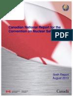 Canada 6 Thnat l Report