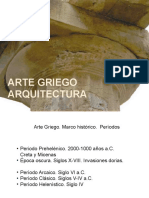 03.ARTE GRIEGO - Arquitectura
