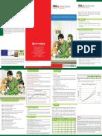 Produk Asuransi Individu UnitLink SMiLe Link 88 Syariah