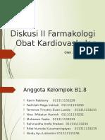 Diskusi II Farmakologi