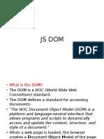 JS DOM