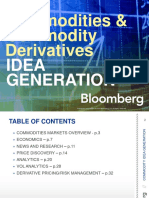 BBG Commodity Derivatives