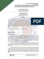 PROS_Evans SS, M Alfian_Faktor-Faktor Pendukung Atas Keberhasilan_fulltext