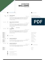 Simple Resume Vol1