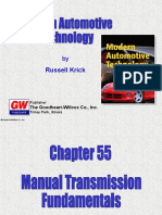 Manual Transmission Fundamentals