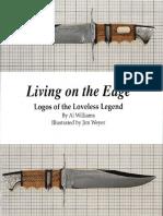 Living on the Edge -Bob Loveless (S)