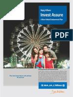 Invest Assure Brochure