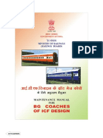 Maintenance Manual for BG Coaches of ICF Design