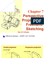 Chapter 07-Freehand Sketching