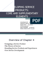 Chapter 4 Full Developing Service Products