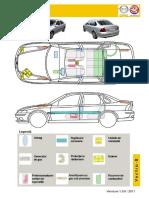 Card Interventie Opel Vectra b1