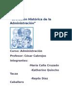 evolucionhistoricadelaadministracion-100301163948-phpapp01.doc