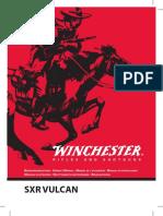 Manuel Winchester-SXR VULCAN