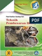 137. Teknik Pembesaran Ikan 3