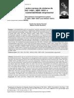 Analise Relação Normas ISOs