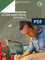 Teknik Industri k3 Dan Sikap Kerja 2