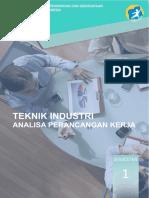 Teknik Industri Analisa Perancangan Kerja 1