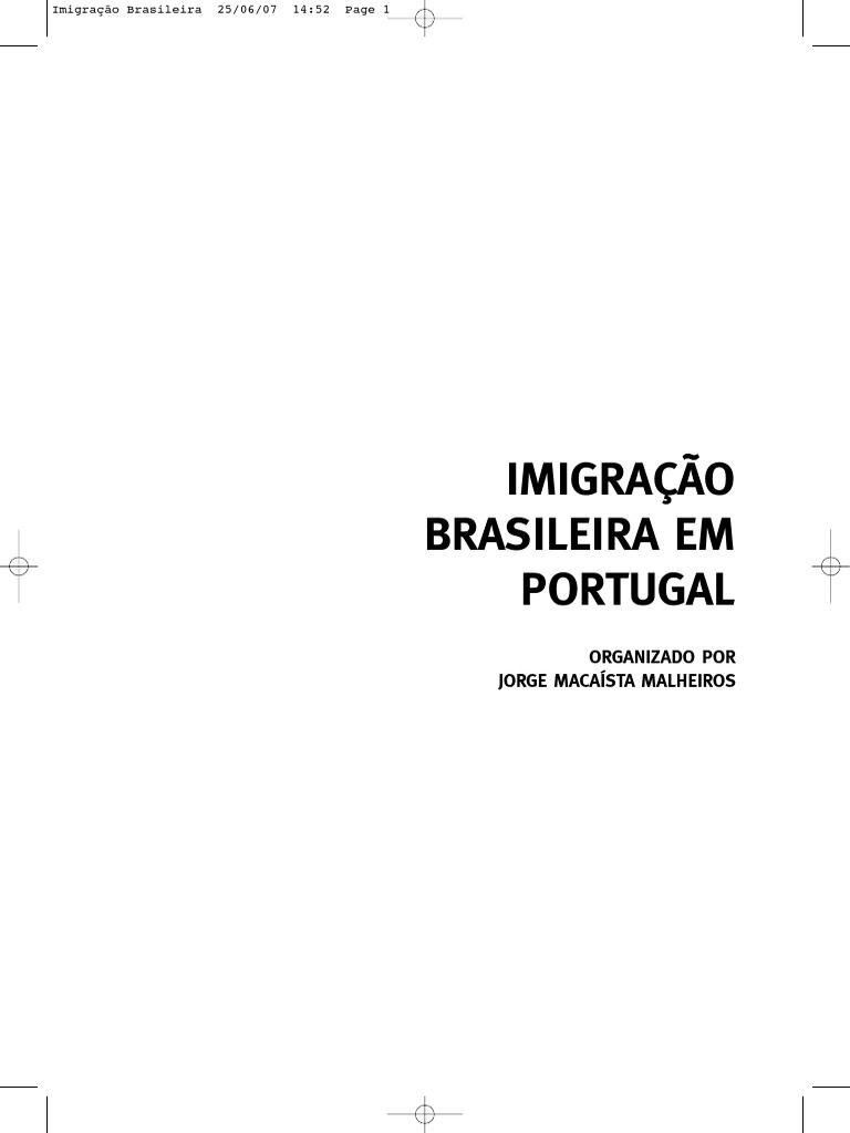 ea2712513d Imigração Brasileira
