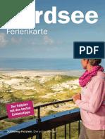 Nordsee Ferienkarte 2017