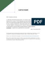 CARTA PO 3