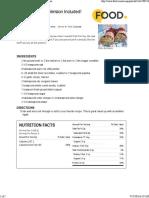 Chorizo- Veggie Version Included! Recipe - Food.pdf