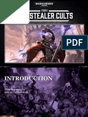 Codex Genestealer Cults pdf
