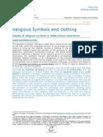 ECHR FS Religious Symbols ENG
