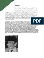 Historiografi Indonesia Modern.docx