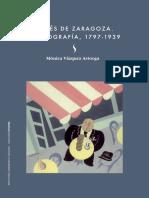 Cafes de Zaragoza 1719-1939