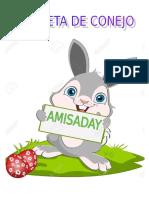 Carpeta de Conejo