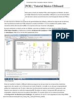 Circuito Impreso (PCB) _ Tutorial Básico Ultiboard - Wikitronica