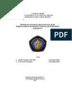 Laporan Kkn PDF