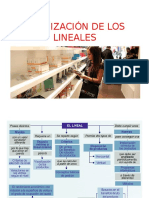 Optimización del lineal